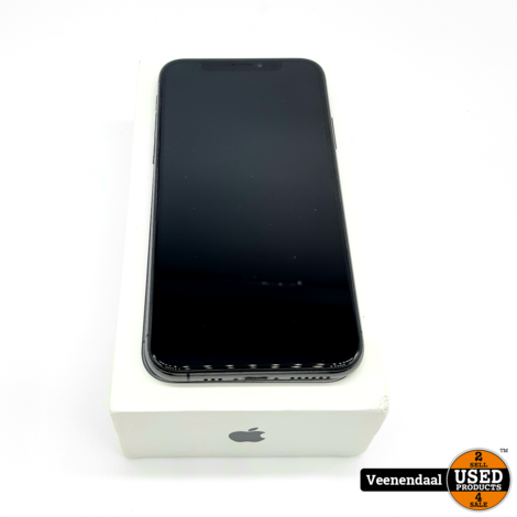 Apple iPhone XS 256GB Space Gray - Accu 87% - In Nette Staat