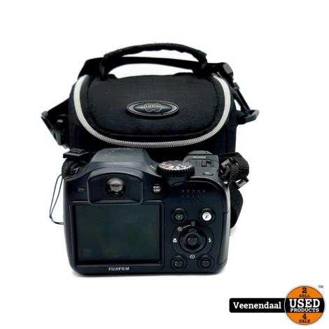 Fujifilm Finepix S5700 Zwart - In goede Staat
