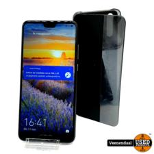 Huawei Huawei P20 128GB Dual-Sim Zwart - In Nette Staat