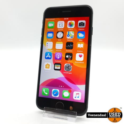 Apple iPhone 7 128GB Accu 100 - In Prima Staat