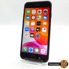 Apple iPhone 7 32GB Black Accu 100% - In Goede Staat