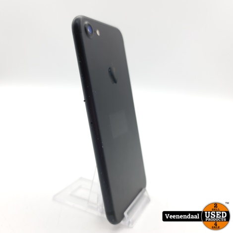 iPhone 7 32GB Black Accu 100% - In Goede Staat