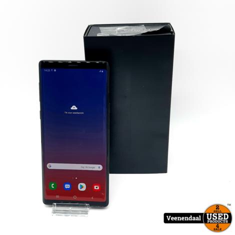 Samsung Galaxy Note 9 128GB Dual-Sim - In Goede Staat