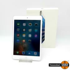 Apple Apple iPad Mini 1 16GB Zilver - In Goede Staat