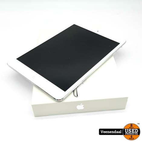 Apple iPad Mini 1 16GB Zilver - In Goede Staat