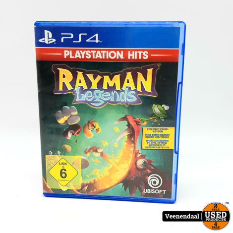 Rayman Legends - PS4 Game