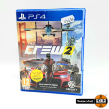 Sony Playstation 4 The Crew 2 - PS4 Game