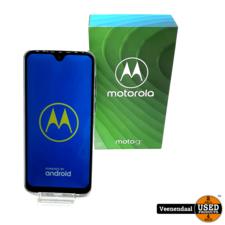 Motorola Motorola Moto G7 64Gb Zwart - In Goede Staat