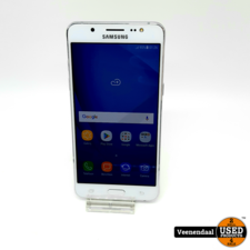 Samsung Samsung Galaxy J5 2016 16GB Wit - In Goede Staat
