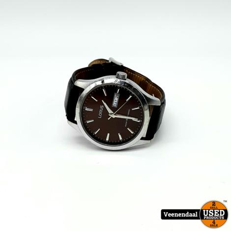 Lorus RXN29DX9 Quartz Heren Horloge - In Goede Staat