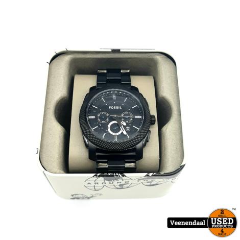 Fossil FS4552 Machine Heren Horloge - In Goede Staat