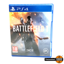 Sony Playstation 4 Battlefield 1 - PS4 Game