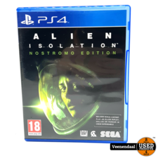 Sony Playstation 4 Alien Isolation Nostromo Edition - PS4 Game