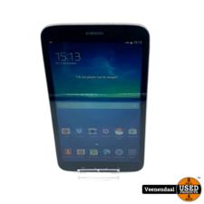 Samsung Samsung Galaxy Tab 3 8.0 16GB Zwart - In Goede Staat