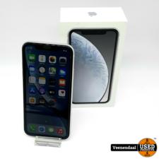 iPhone DAGDEAL Apple iPhone XR 64GB Wit - In Goede Staat