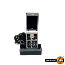 Fysic Fysic FM-9500 Zwart/Zilver - In Goede Staat