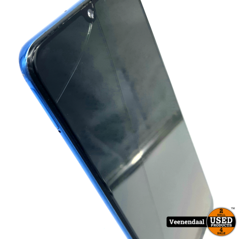 Samsung Galaxy A50 128GB Blauw - In Prima Staat