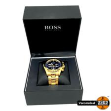 Hugo Boss Hugo Boss HB2131342601 Heren Horloge - In Goede Staat