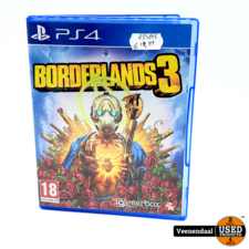 Sony Playstation 4 Borderlands 3 - PS4 Game