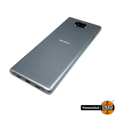 Sony Xperia 10 Plus 64GB Dual-Sim Grijs - In Goede Staat