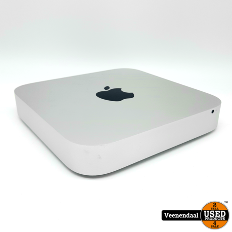 Apple Mac Mini 2014 8GB 500HDD - In Goede Staat