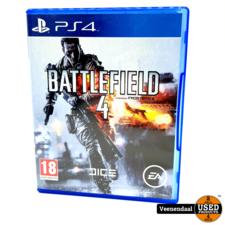 Sony Playstation 4 Battlefield 4 - Playstation 4 Game