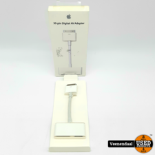 Apple Apple iPhone 30-Pin Digital AV Adapter - In Goede Staat