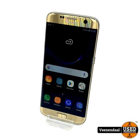 Samsung Galaxy S7 Edge 32GB Goud - In Goede Staat