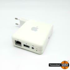 Apple Apple Airport Express Basis Station A1088 - In Goede Staat