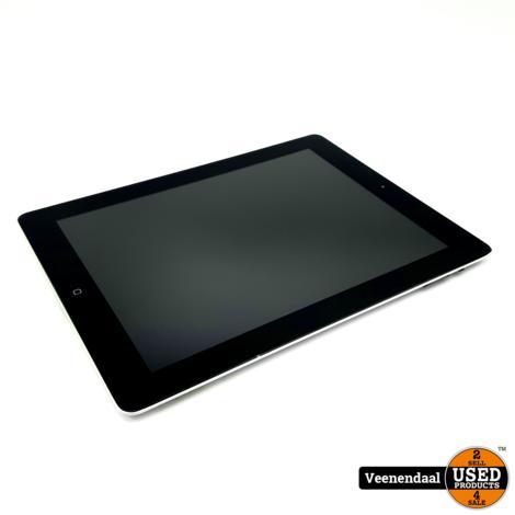 Apple iPad 2 16GB Zilver - In Goede Staat