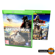Microsoft Ghost Recon Wildlands - Deluxe Edition - Xbox One Game