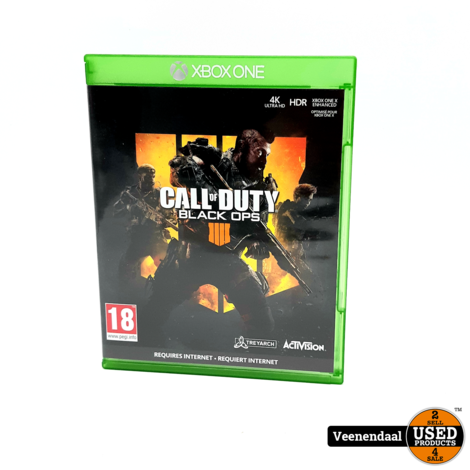 Call of Duty: Black Ops 4 - Xbox One Game