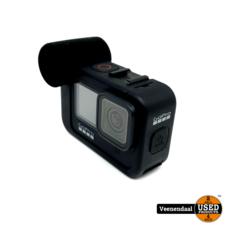 GoPro GoPro Hero 9 Black 5 Accu's + Statief - In Goede Staat