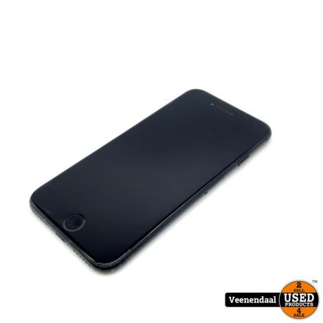 Apple iPhone 7 32GB Zwart Accu 81% - In Goede Staat
