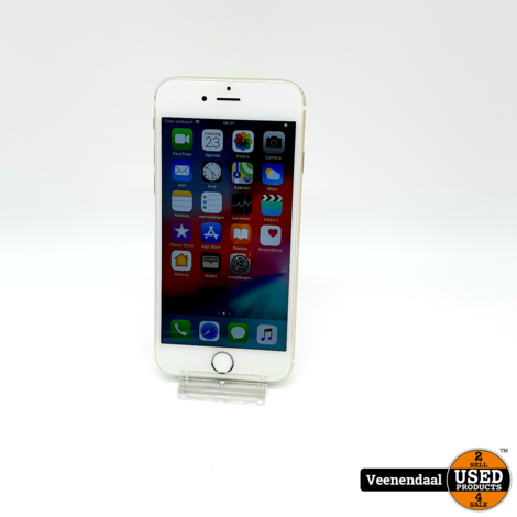 Apple iPhone 6 16GB Gold Accu: 89% - In Goede Staat