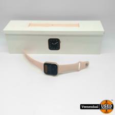 Apple Apple Watch Series 5 40mm Gold - In Gebruikte Staat