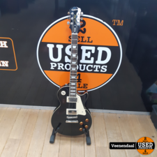 Epiphone Epiphone Les Paul Standard Ebony - In Goede Staat