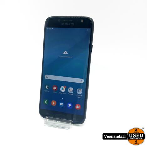 Samsung Galaxy J7 2017 16GB Zwart - In Goede Staat
