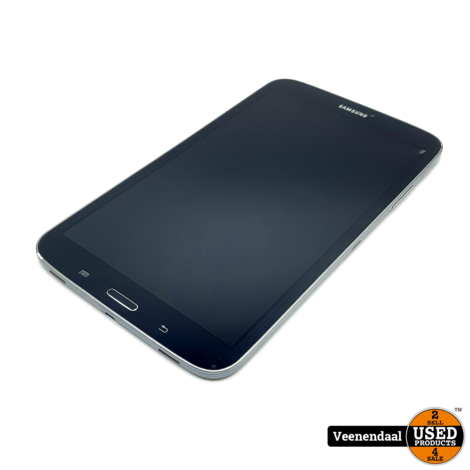 Samsung Galaxy Tab 3 8.0 16GB Blauw - In Goede Staat