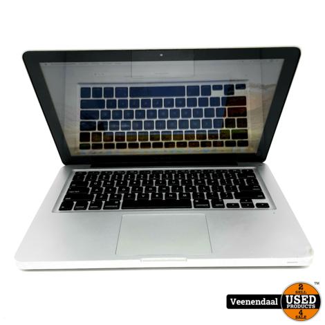 Apple MacBook Pro 2011 13 Inch 6GB 320HDD  - In Goede Staat