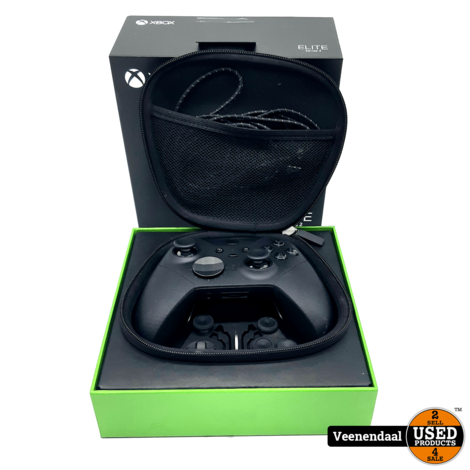 Xbox One Elite Series 2 Controller - In Goede Staat
