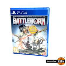 Sony Playstation 4 Battleborn - PS4 Game
