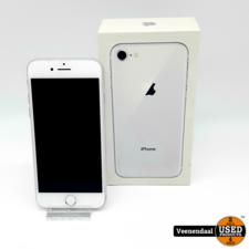 Apple Apple iPhone 8 64GB Silver - In Nette Staat