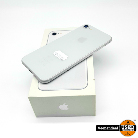 Apple iPhone 8 64GB Silver - In Nette Staat