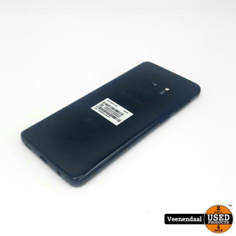 Samsung Galaxy S9 64GB Zwart - In Goede Staat