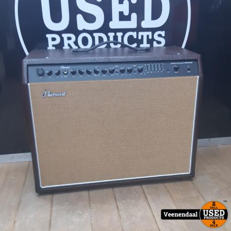 Hartwood Acoustic Guitar Amplifier HW-AA-60 60Watt - In Goede Staat