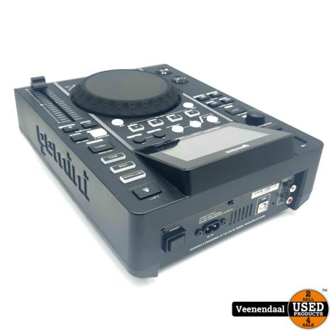 Gemini MDJ 500 Professional Media Player - In Goede Staat