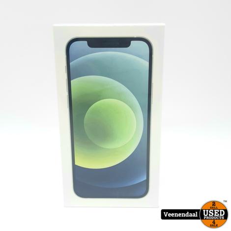 Apple iPhone 12 64GB Groen - Nieuw + Gesealed!