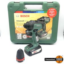 Bosch Bosch AdvancedDrill 18 18V Slagboormachine - In Goede Staat
