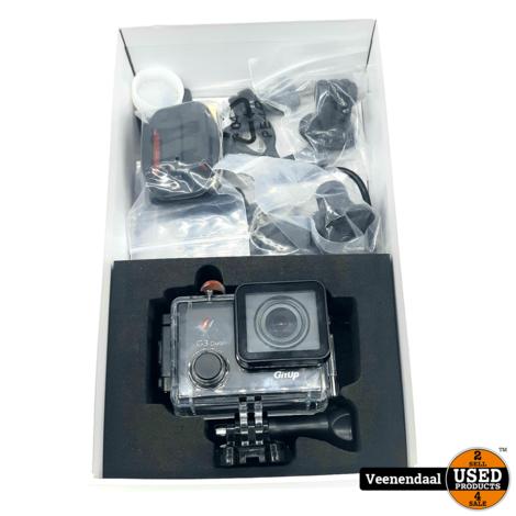GitUp G3 Duo Actie Camera - In Goede Staat